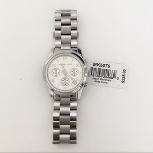 Michael Kors MK5076 Stainless Steel Women's Watch